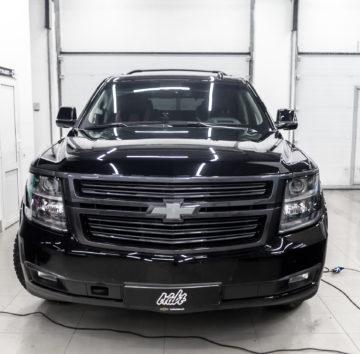 Chevrolet Tahoe «Black-пакет»
