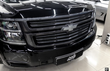 Chevrolet Tahoe «Black-пакет»