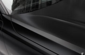 BMW 7 «Полная оклейка в матовый полиуретан»