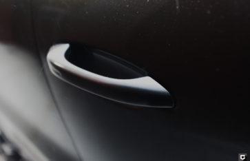 Porsche Cayenne «Полная оклейка в полиуретан»