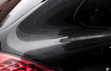 Porsche Cayenne S «Полировка+нанесение керамики»