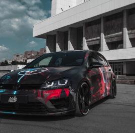 Volkswagen Golf R «Sonic»
