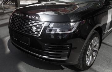 Land Rover Range Rover Vogue «Полная оклейка в полиуретан»