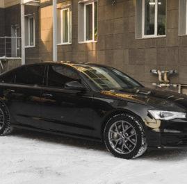 Audi A5 «Антихром»