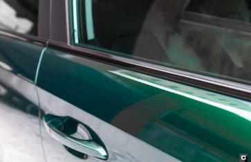 Hyundai Tucson «Полная оклейка в Hunter Green»