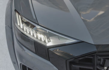 Audi Q8 «Полная оклейка в Nardo Grey»