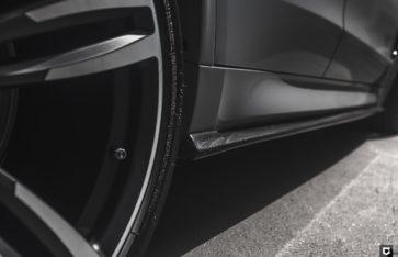 BMW X5M «Полная оклейка в серый глянец»