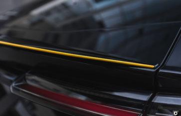 Lamborghini Urus «Нанесение декоративных полос»