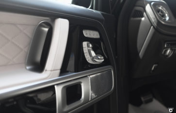 Mercedes-Benz G63 «Полная оклейка в прозрачный матовый полиуретан»
