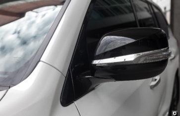Lexus LX570 KHANN «Комплекс по полировке и нанесение керамики»