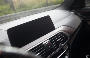 BMW X3 «Полная оклейка в прозрачный полиуретан»