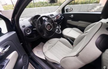 FIAT 500 «Комплекс по полировке и нанесению керамики»