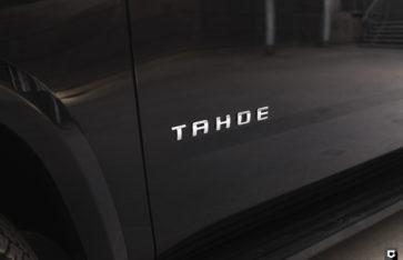 Chevrolet Tahoe «Оклейка фронтальной части в полиуретан»