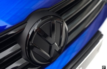 VW Touareg (Полная оклейка)