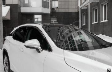 Lexus RX300 (Полная оклейка кузова в полиуретан)