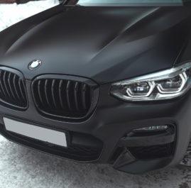 BMW X4 (Полная оклейка)