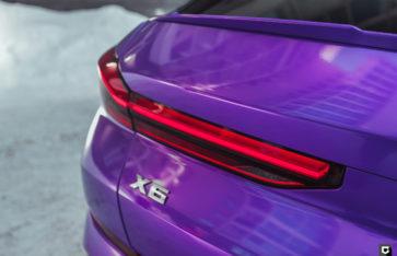 BMW X6 M50i (g06)