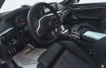 BMW 5 (g20) (Полная оклейка в полиуретан)