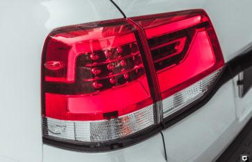 Toyota LC200 (Антихром)