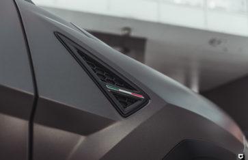 Lamborghini Urus (Полная оклейка в цветную пленку Avery)