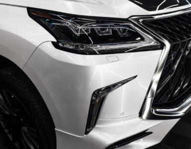 Lexus  570 KHANN HRS (детейлинг комплекс)