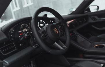 Porsche Taycan Turbo S (Полная оклейка)
